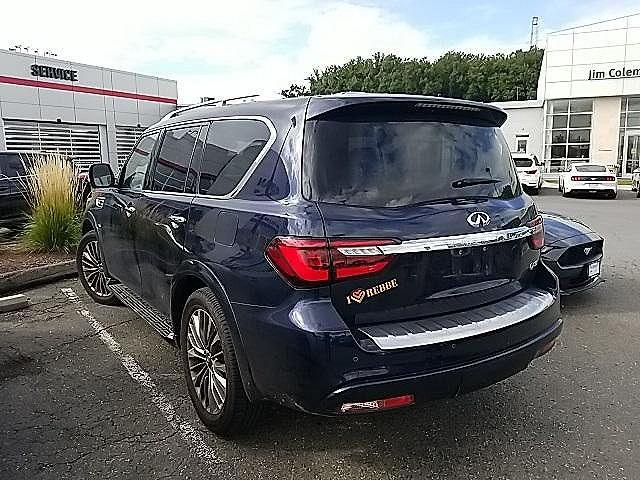 2018 INFINITI QX80 AWD for sale in Bethesda, MD