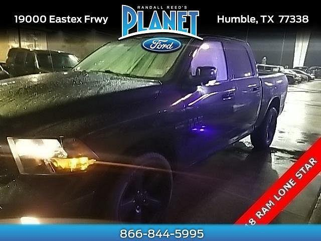 2018 Ram 1500 Lone Star for sale in Humble, TX