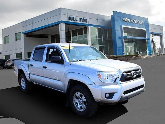 2013 Toyota Tacoma 4WD Double Cab V6 AT (Natl) for sale in Rochester Hills, MI