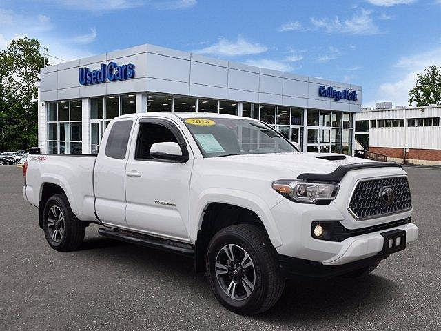 2018 Toyota Tacoma TRD Sport for sale in College Park, MD