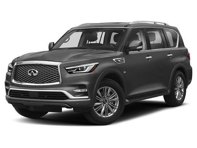 2018 INFINITI QX80 RWD for sale in Baytown, TX