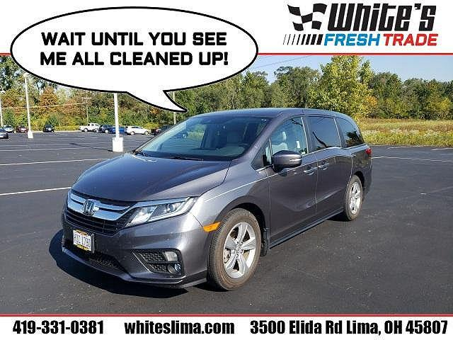 2019 Honda Odyssey EX for sale in Lima, OH