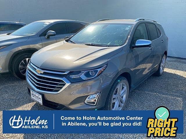 2019 Chevrolet Equinox Premier for sale in Abilene, KS