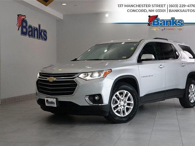 2018 Chevrolet Traverse LT Cloth for sale in Concord, NH