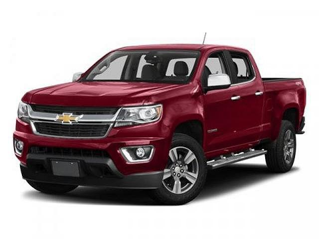 2018 Chevrolet Colorado 4WD LT for sale in Norman, OK