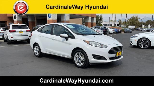 2016 Ford Fiesta SE for sale in Corona, CA