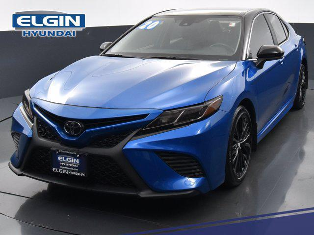 2020 Toyota Camry SE Nightshade for sale near ELGIN, IL