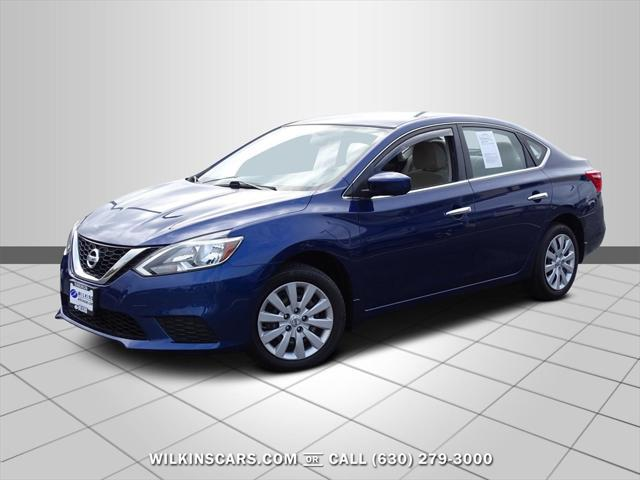 2016 Nissan Sentra S for sale in Elmhurst, IL