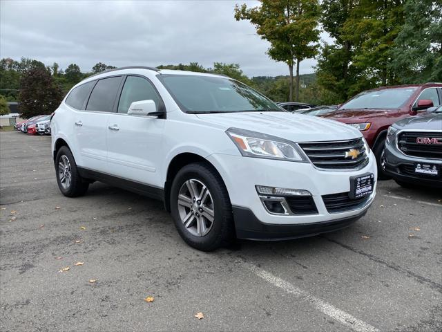 2017 Chevrolet Traverse LT for sale in Stamford, CT