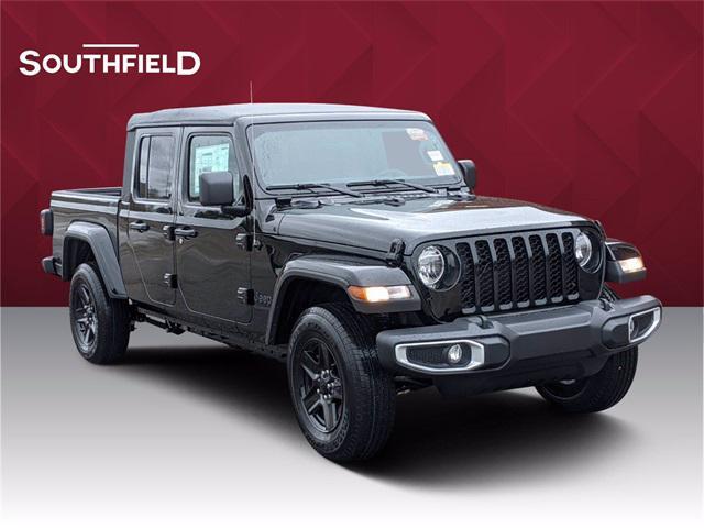 2021 Jeep Gladiator Sport S for sale in Southfield, MI