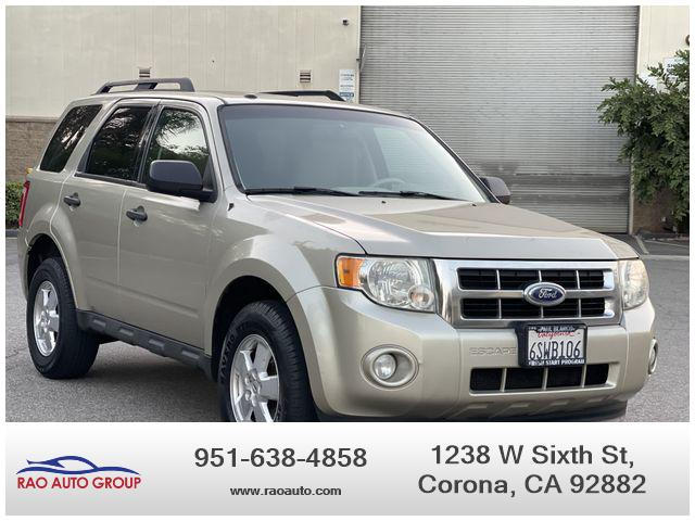 2011 Ford Escape XLT for sale in Corona, CA