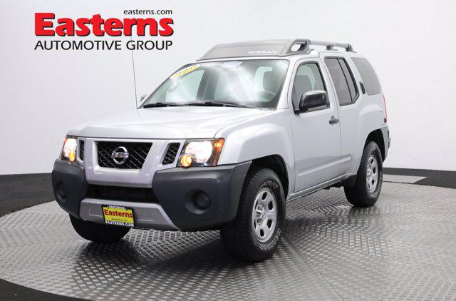 2015 Nissan Xterra X for sale in Temple Hills, MD