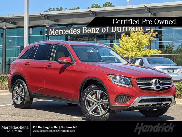 2019 Mercedes-Benz GLC GLC 300 for sale in Durham, NC