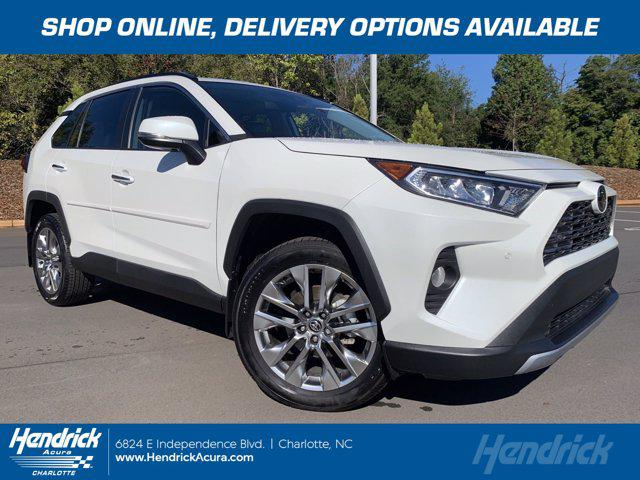 2020 Toyota RAV4 Limited for sale in Charlotte, NC