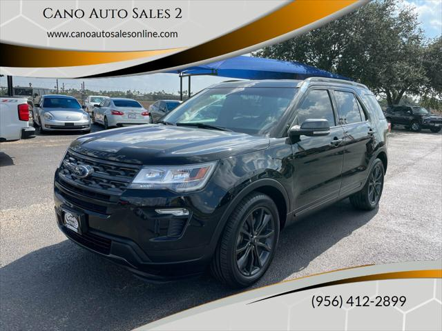 2018 Ford Explorer XLT for sale in Harlingen, TX