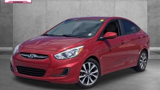 2017 Hyundai Accent Value Edition for sale in Port Richey, FL