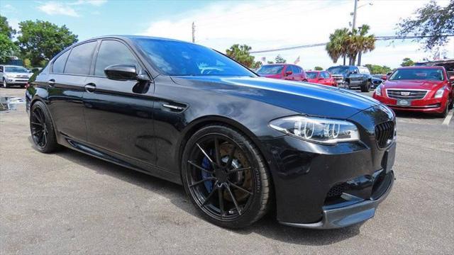 2014 BMW M5 4dr Sdn for sale in Pompano Beach, FL