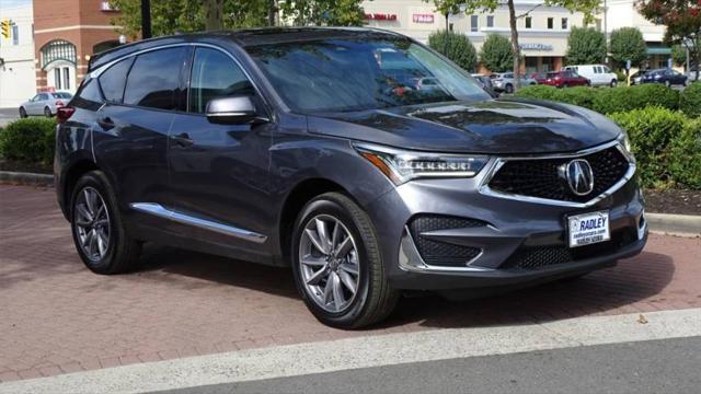 2020 Acura RDX w/Technology Pkg for sale in Falls Church, VA