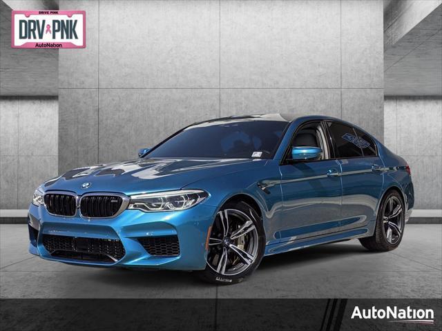 2018 BMW M5 Sedan for sale in Vista, CA
