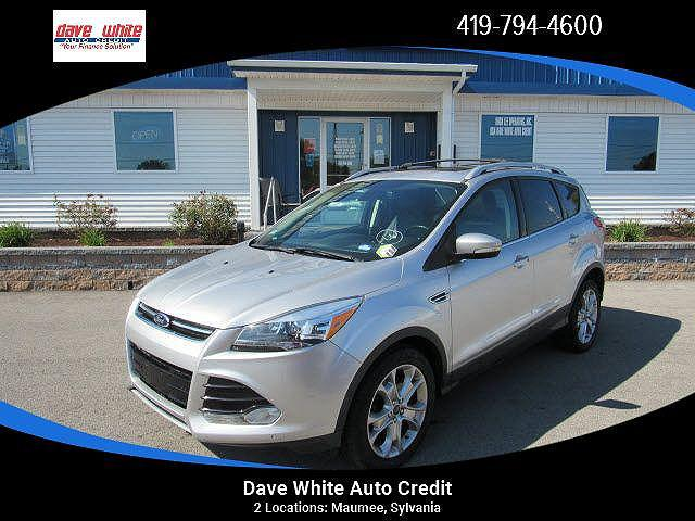 2015 Ford Escape Titanium for sale in Maumee, OH