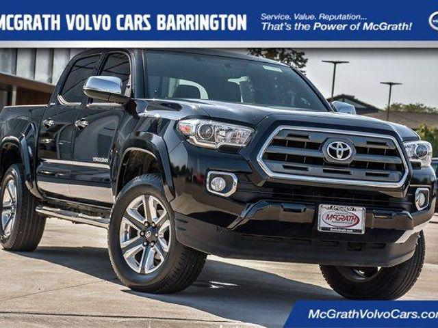 2016 Toyota Tacoma Limited for sale in Barrington, IL