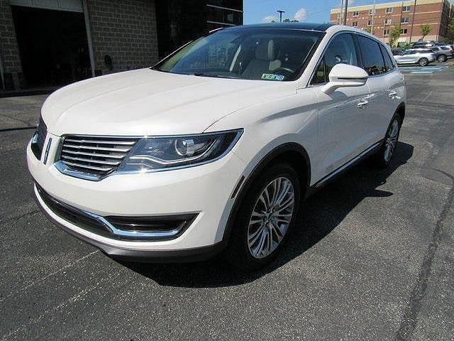 2018 Lincoln MKX Reserve for sale in Pittsburgh, PA