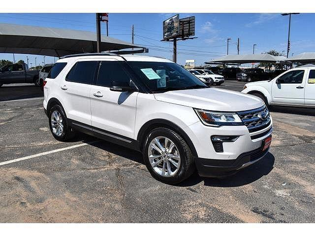 2018 Ford Explorer XLT for sale in Midland, TX