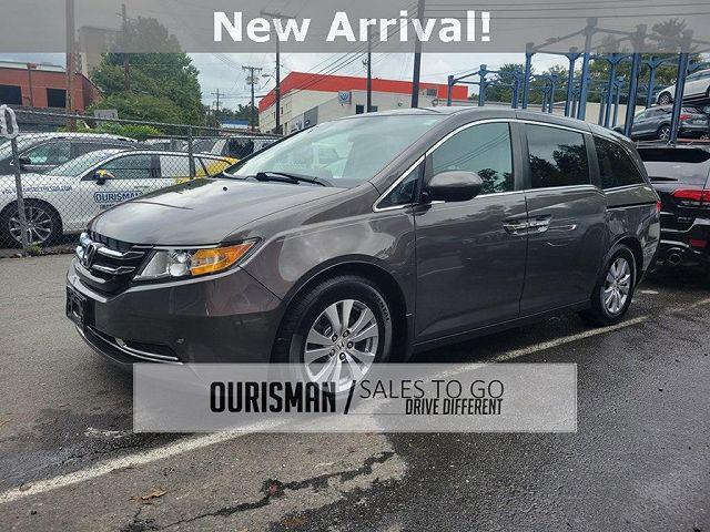 2016 Honda Odyssey SE for sale in Bethesda, MD