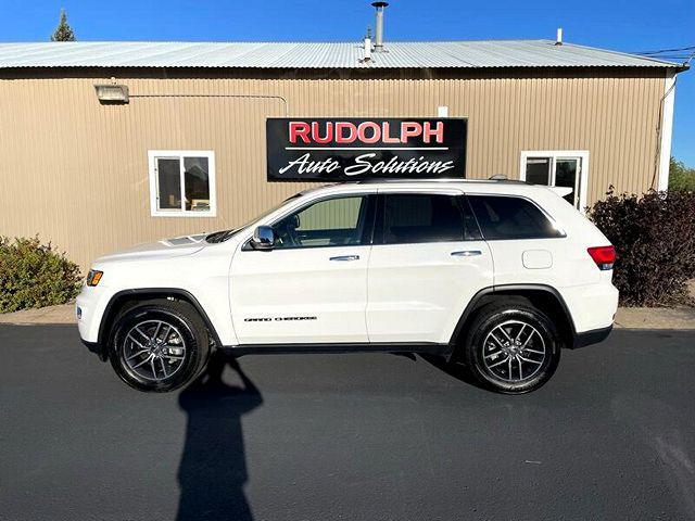 2018 Jeep Grand Cherokee Limited for sale in Little Falls, MN