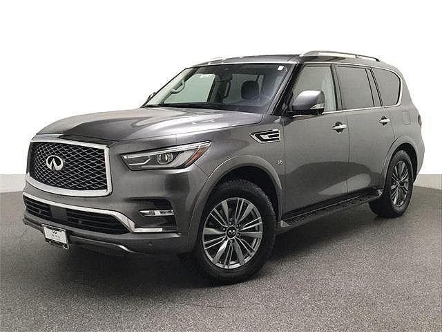 2019 INFINITI QX80 LUXE for sale in Colorado Springs, CO