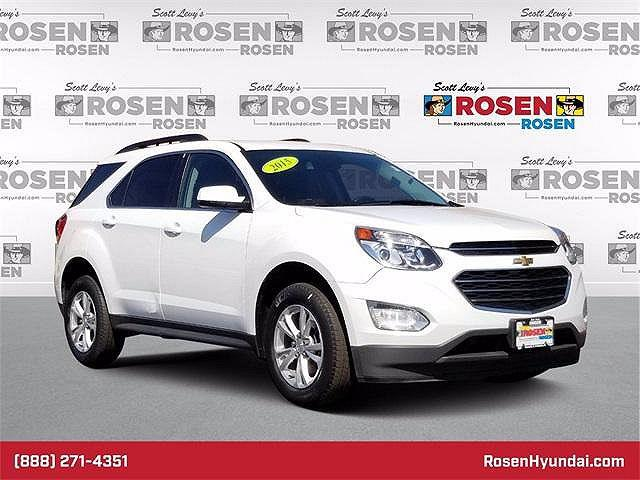 2016 Chevrolet Equinox LT for sale in Algonquin, IL