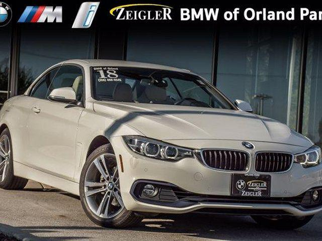 2018 BMW 4 Series 430i xDrive for sale in Orland Park, IL