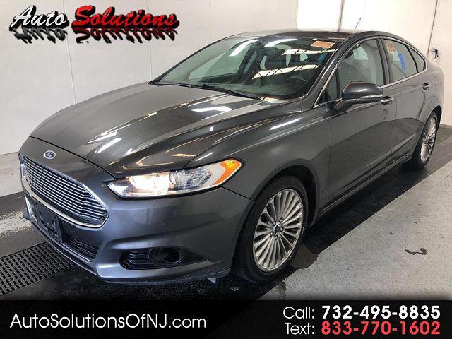 2016 Ford Fusion Titanium for sale in Keansburg, NJ