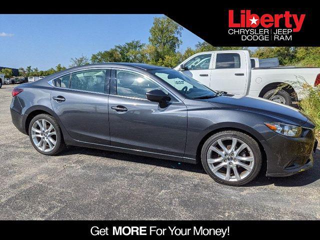 2016 Mazda Mazda6 i Touring for sale in Libertyville, IL