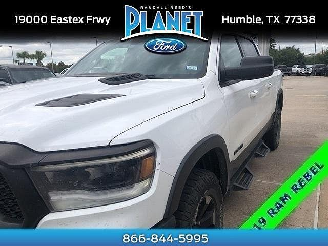2019 Ram 1500 Rebel for sale in Humble, TX