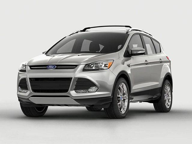 2014 Ford Escape Titanium for sale in Fall River, MA