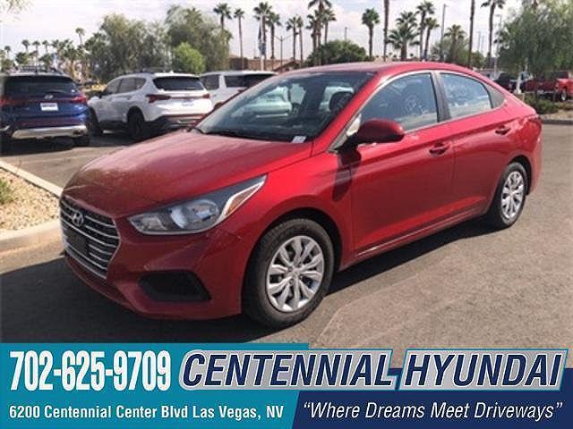 2020 Hyundai Accent SE for sale in Las Vegas, NV