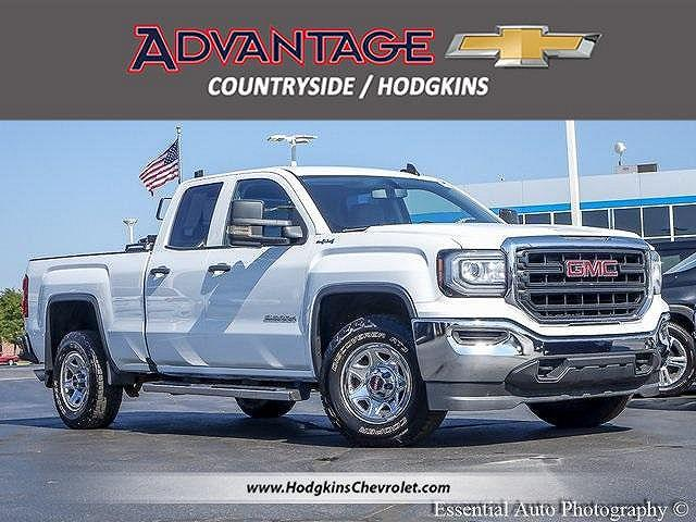 """2017 GMC Sierra 1500 4WD Double Cab 143.5"""" for sale in Hodgkins, IL"""
