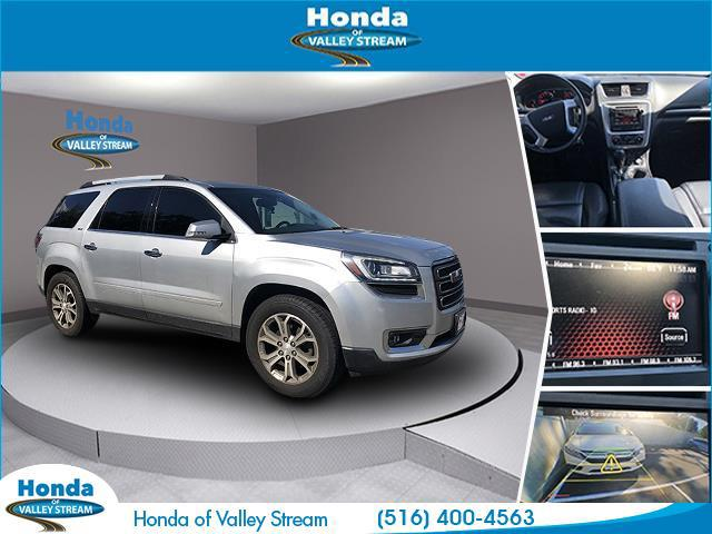 2015 GMC Acadia SLT for sale in Valley Stream, NY