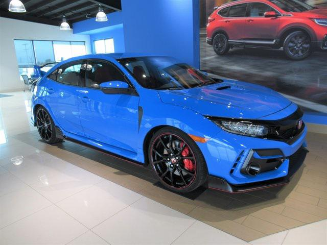 2021 Honda Civic Type R Touring for sale in Lawrence, KS
