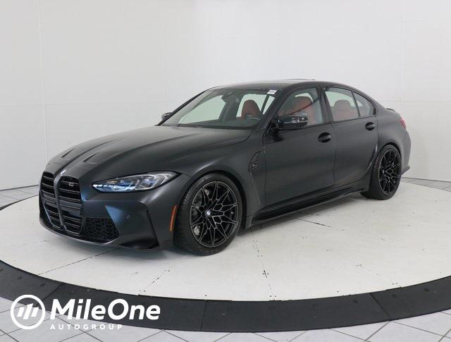 2021 BMW M3 Competition for sale in Silver Spring, MD
