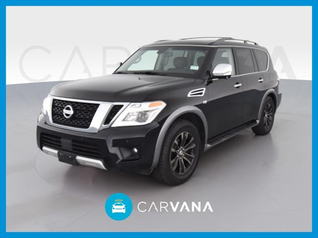 2017 Nissan Armada Platinum for sale in ,