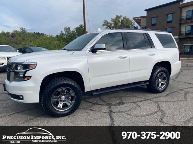 2017 Chevrolet Tahoe LT for sale in Durango, CO