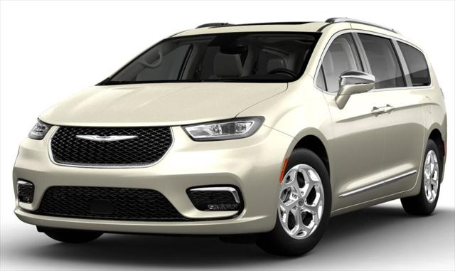 2021 Chrysler Pacifica Limited for sale in Leesburg, VA