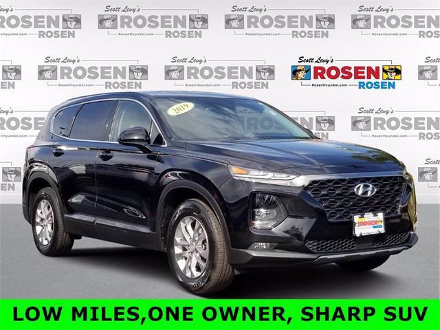 2019 Hyundai Santa Fe SEL for sale in Algonquin, IL