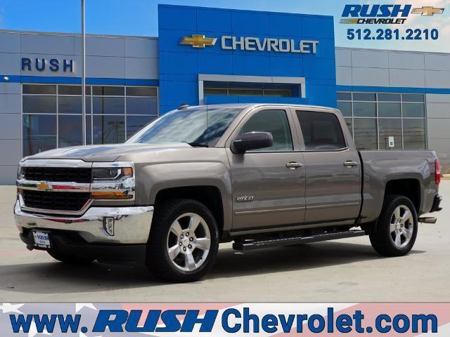 2017 Chevrolet Silverado 1500 LT for sale in Elgin, TX