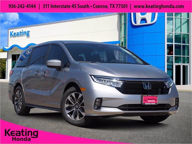2022 Honda Odyssey EX-L for sale in Conroe, TX