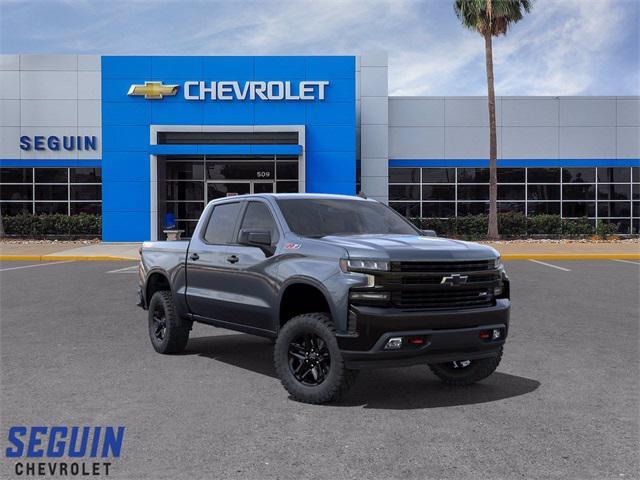 2021 Chevrolet Silverado 1500 LT Trail Boss for sale in Seguin, TX