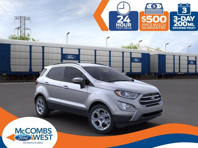 2021 Ford EcoSport SE for sale in San Antonio, TX