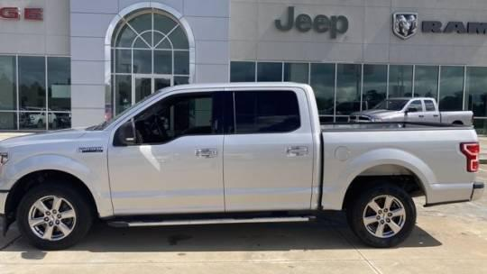 2018 Ford F-150 XLT for sale in Leesville, LA